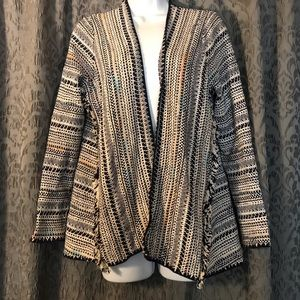 Size Small Lucky Brand Cardigan long sleeved shirt